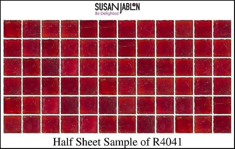 Half Sheet Sample of R4041