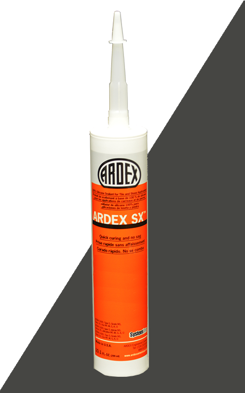 Ardex SX Charcoal Dust Silicone Sealant