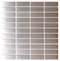 1x3 Inch Stainless Steel Subway Tile