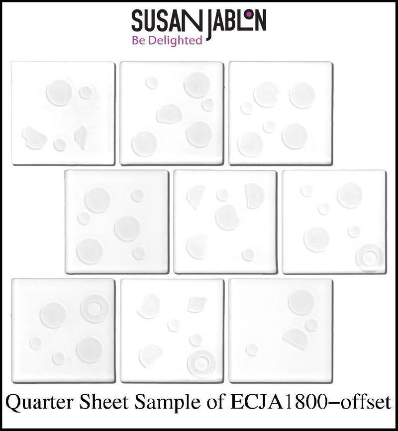 Quarter Sheet Sample of ECJA1800-offset