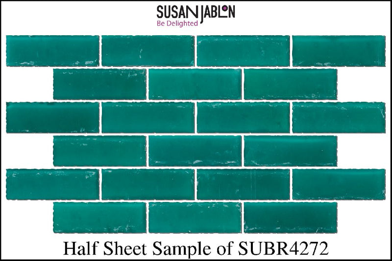 Half Sheet Sample of SUBR4272