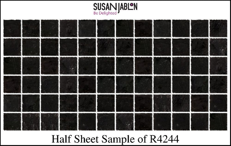 Half Sheet Sample of R4244