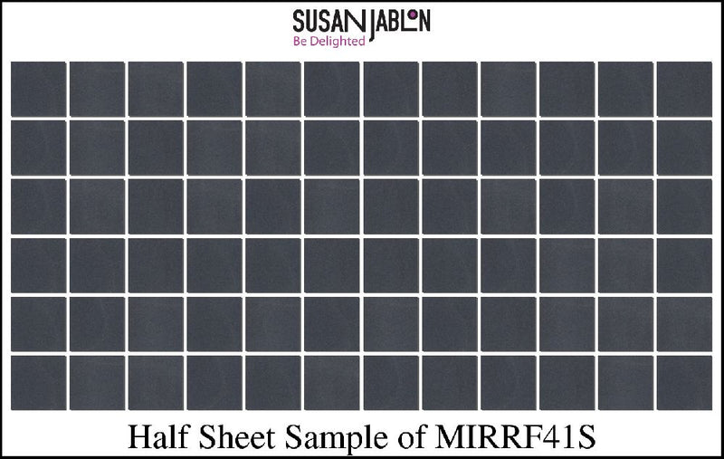 Half Sheet Sample of MIRRF41S