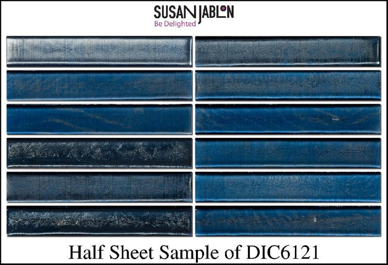 Half Sheet Sample of DIC6121