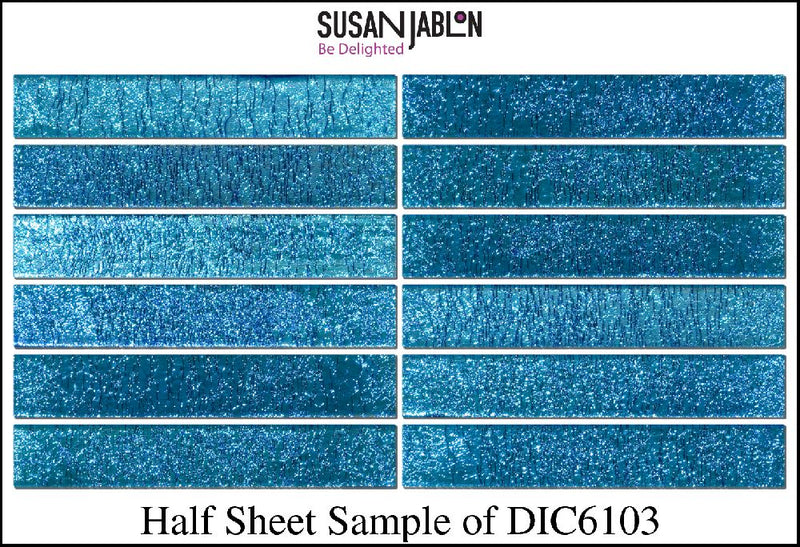 Half Sheet Sample of DIC6103