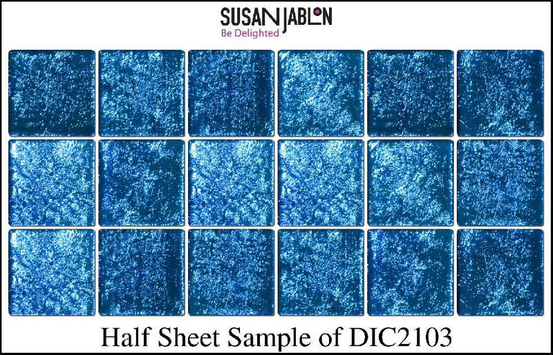 Half Sheet Sample of DIC2103