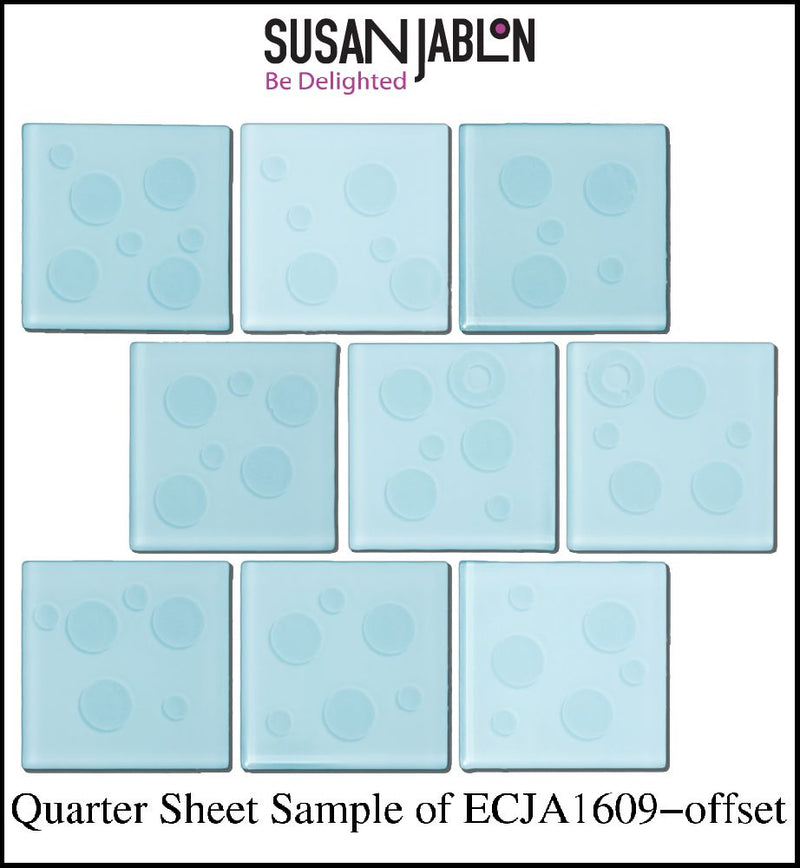 Quarter Sheet Sample of ECJA1609-offset