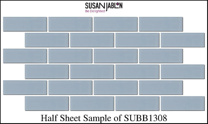Half Sheet Sample of SUBB1308