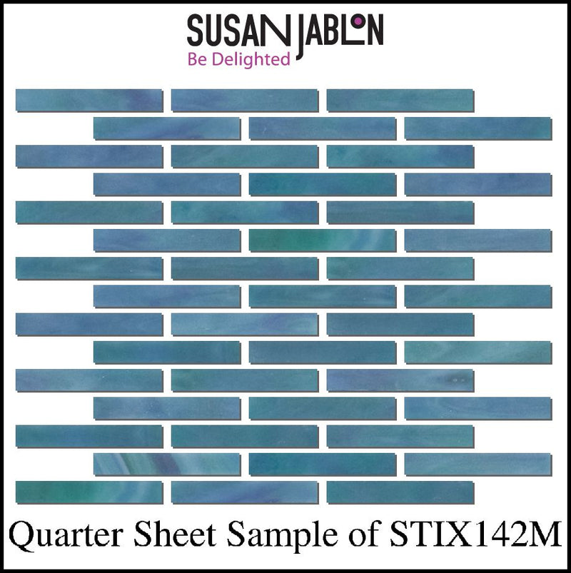Quarter Sheet Sample of STIX142M