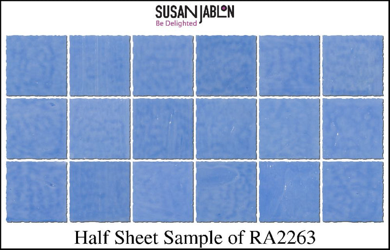 Half Sheet Sample of RA2263