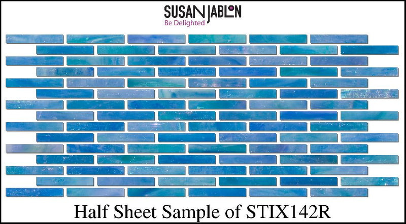 Half Sheet Sample of STIX142R