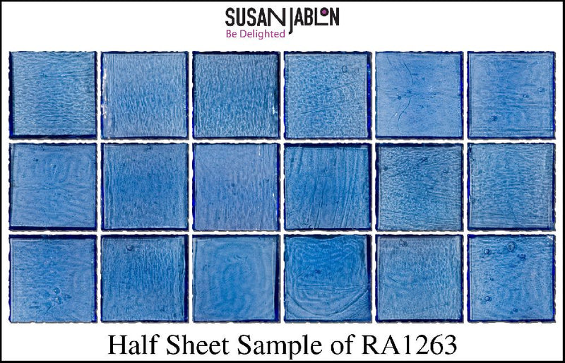 Half Sheet Sample of RA1263