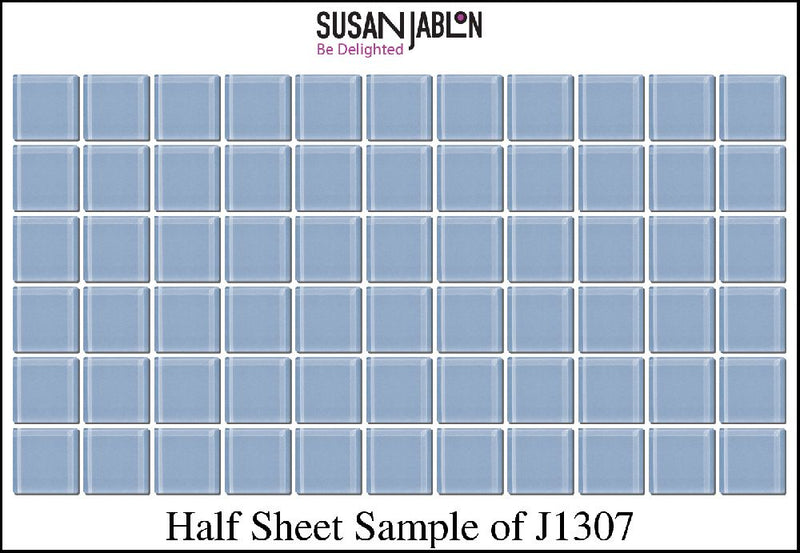 Half Sheet Sample of J1307