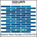 Quarter Sheet Sample of STIX142G
