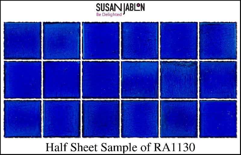Half Sheet Sample of RA1130