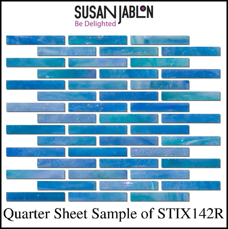 Quarter Sheet Sample of STIX142R