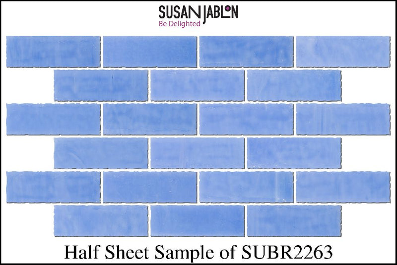 Half Sheet Sample of SUBR2263