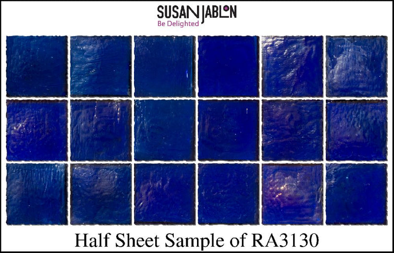 Half Sheet Sample of RA3130