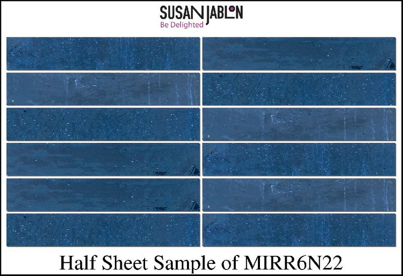 Half Sheet Sample of MIRR6N22