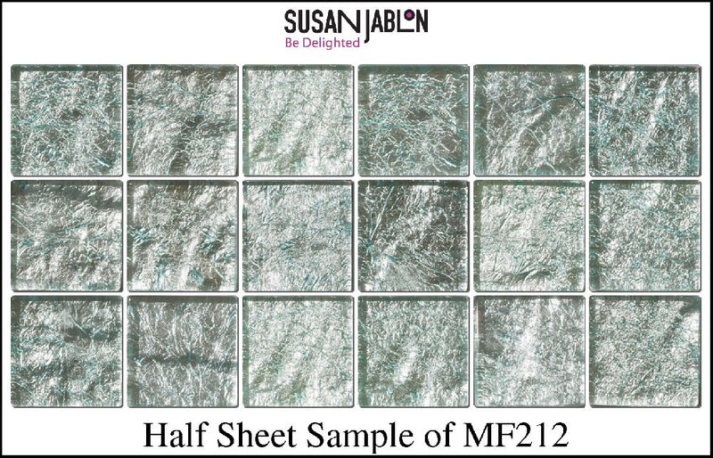 Half Sheet Sample of MF212