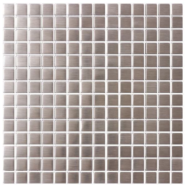 8mm 3/4 Inch Square Stainless Steel Tile