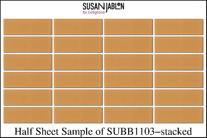 Half Sheet Sample of SUBB1103-stacked