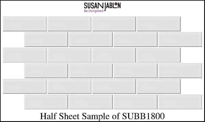Half Sheet Sample of SUBB1800