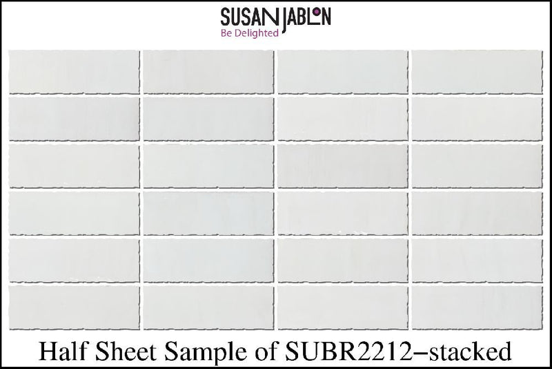 Half Sheet Sample of SUBR2212-stacked
