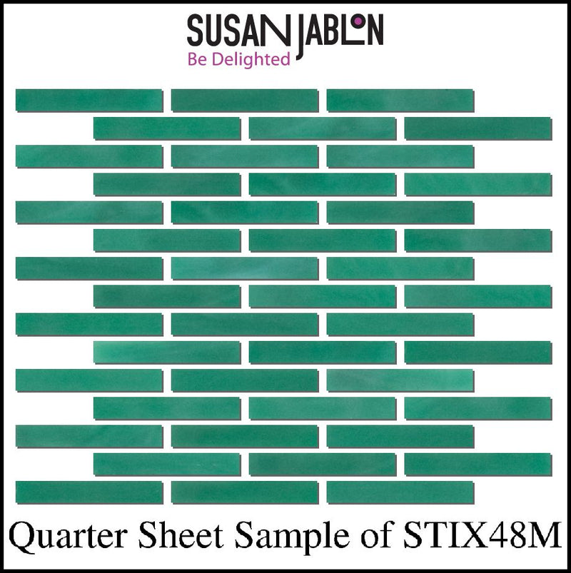 Quarter Sheet Sample of STIX48M