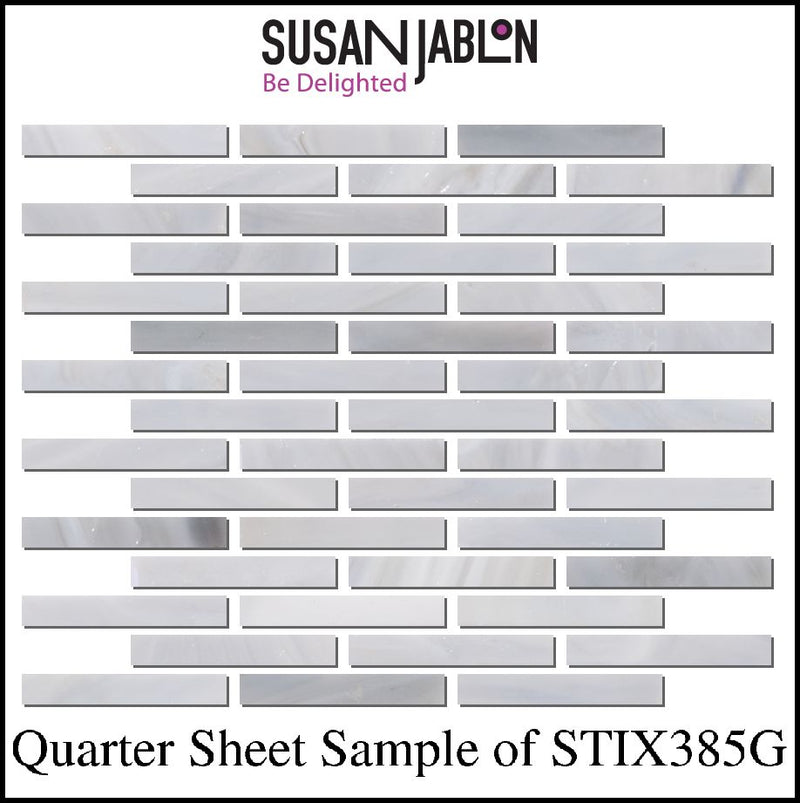 Quarter Sheet Sample of STIX385G