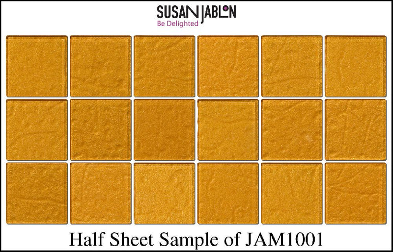 Half Sheet Sample of JAM1001