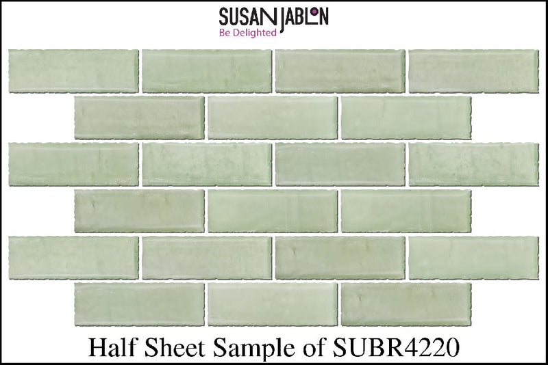 Half Sheet Sample of SUBR4220
