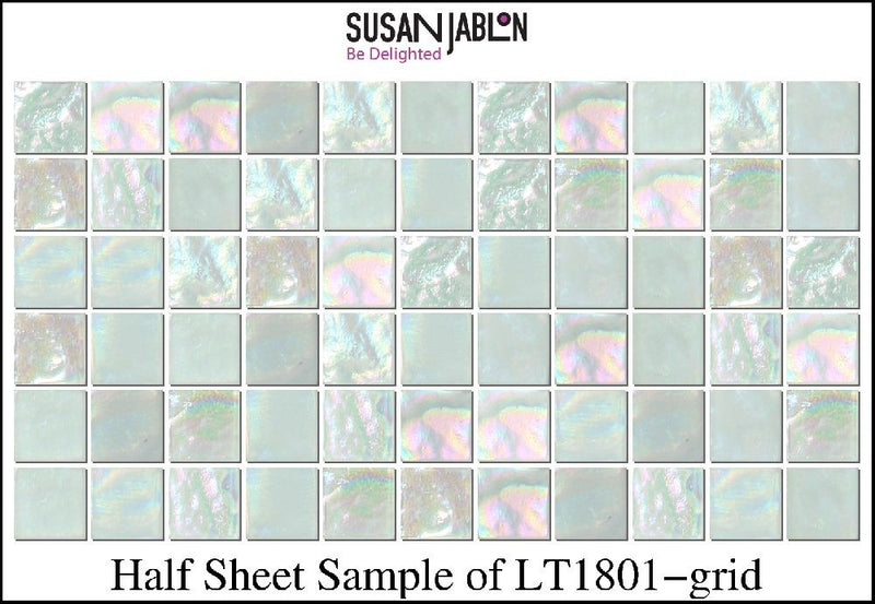Half Sheet Sample of LT1801-grid