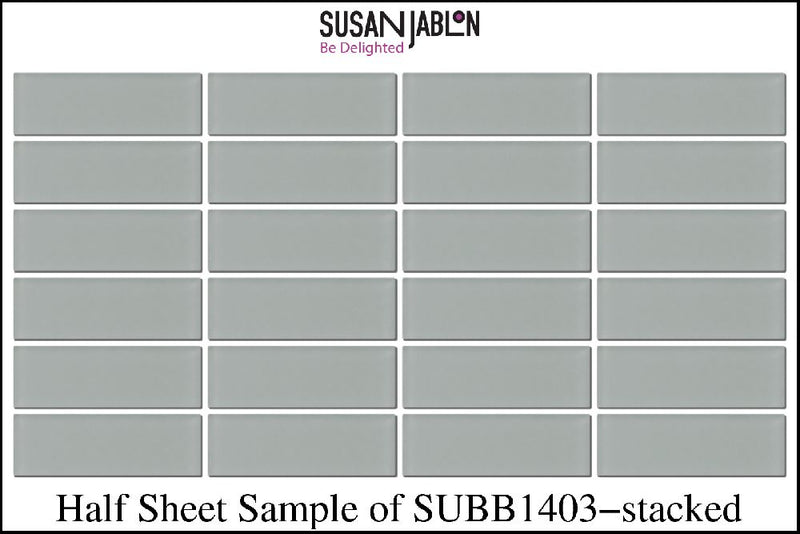 Half Sheet Sample of SUBB1403-stacked