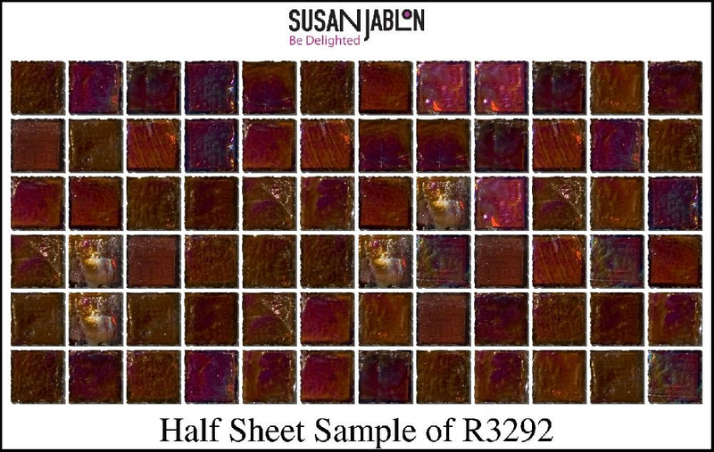 Half Sheet Sample of R3292