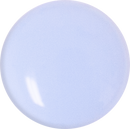 1 Inch Round Light Neo-Lavender Opaque Fused Glass Accent Tile