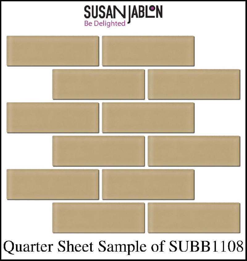 Quarter Sheet Sample of SUBB1108