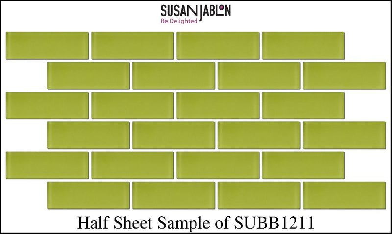 Half Sheet Sample of SUBB1211