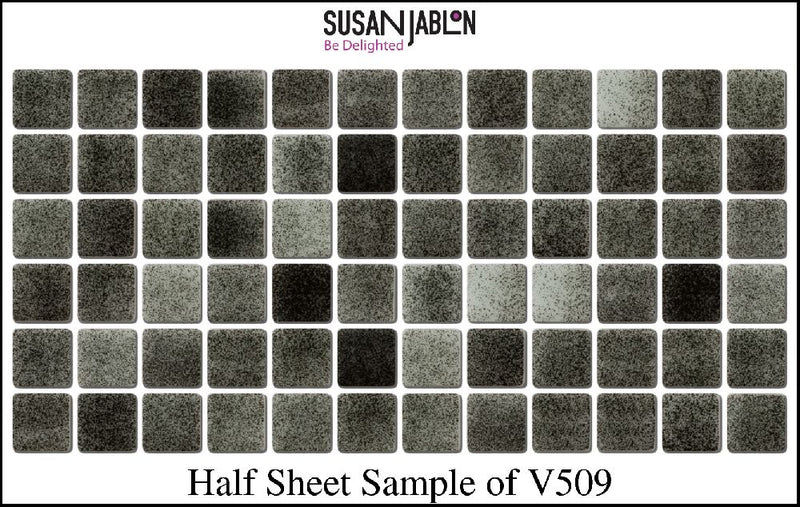 Half Sheet Sample of V509