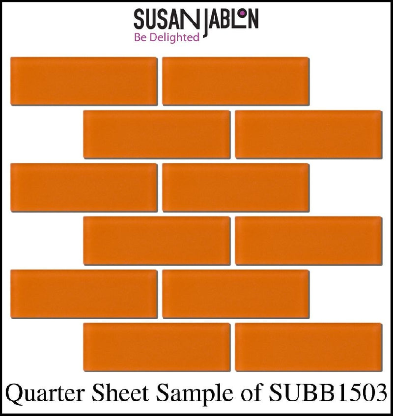 Quarter Sheet Sample of SUBB1503