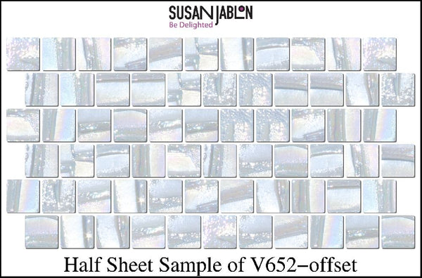 Half Sheet Sample of V652-offset
