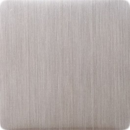 2 Inch Square Stainless Steel Tile