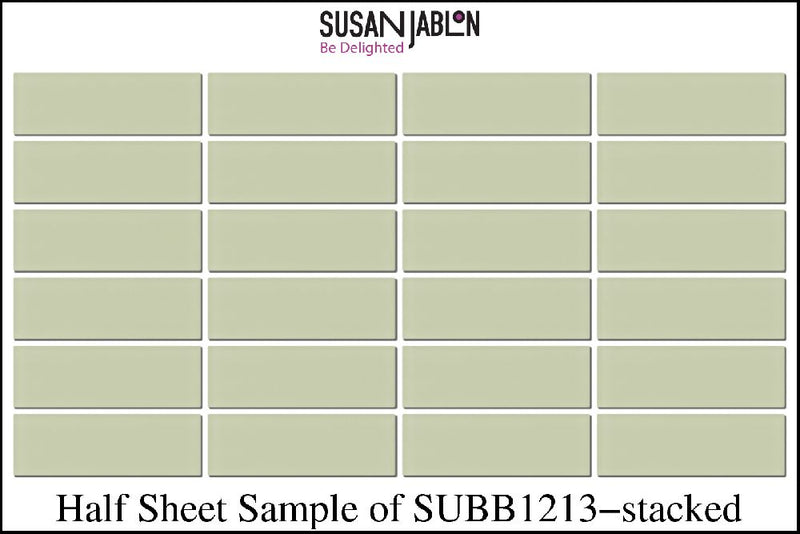 Half Sheet Sample of SUBB1213-stacked