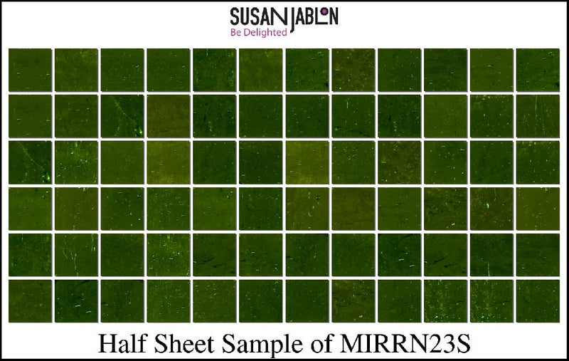 Half Sheet Sample of MIRRN23S