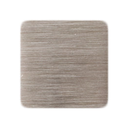 8mm 1 Inch Square Stainless Steel Tile
