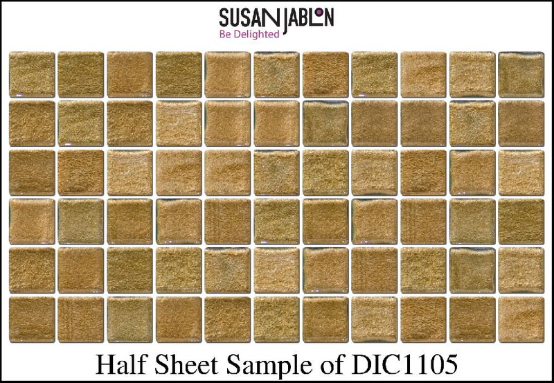 Half Sheet Sample of DIC1105