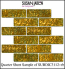 Quarter Sheet Sample of SUBDIC3112-rb