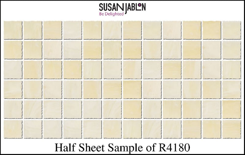 Half Sheet Sample of R4180