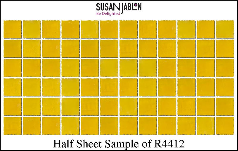 Half Sheet Sample of R4412