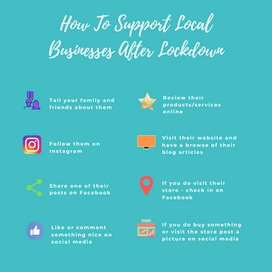 How to support local businesses in Sussex after lockdown